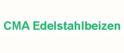 CMA Edelstahlbeizen Logo