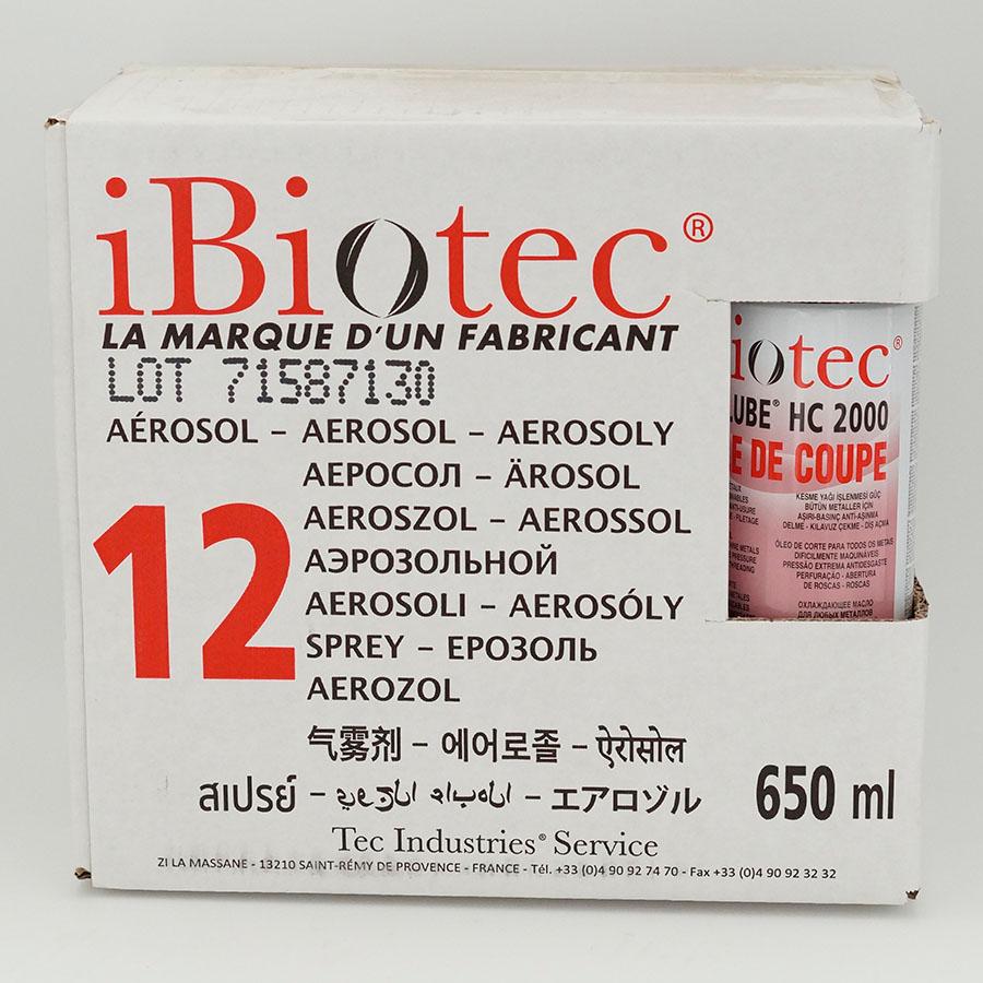Bio-Schneidöl HC 2000